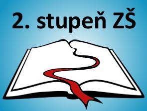 Čtenářský deník pro 2. stupeň základní školy