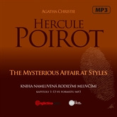 Audiokniha Hercule Poirot The Mysterious Affair at Styles  - autor Agatha Christie   - interpret Sabra Aslam