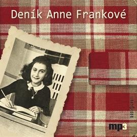Audiokniha Deník Anne Frankové  - autor Anna Franková   - interpret Věra Slunéčková