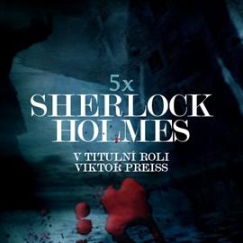5x Sherlock Holmes