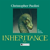 Audiokniha Inheritance  - autor Christopher Paolini   - interpret Martin Stránský