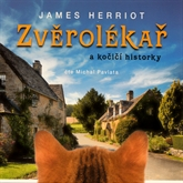 Audiokniha Zvěrolékař a kočičí historky  - autor James Herriot   - interpret Michal Pavlata