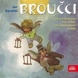 Audiokniha Broučci - autor Jan Karafiát - interpret více herců