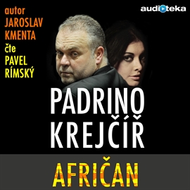 Audiokniha Padrino Krejčíř - Afričan  - autor Jaroslav Kmenta   - interpret Pavel Rímský
