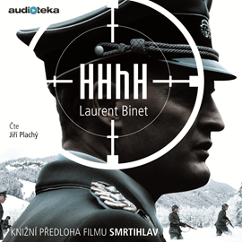 Audiokniha HHhH  - autor Laurent Binet   - interpret Jiří Plachý