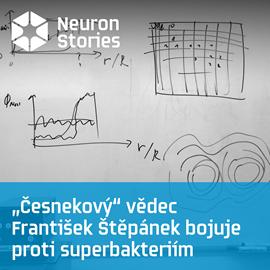 """""""Česnekový"""" vědec František Štěpánek bojuje proti superbakteriím"""