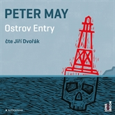 Audiokniha Ostrov Entry  - autor Peter May   - interpret Jiří Dvořák