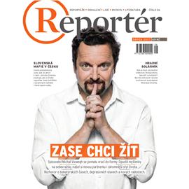 Reportér srpen 2017