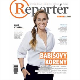 Reportér září 2016