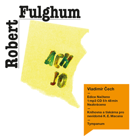 Robert Fulghum - Ach jo