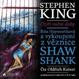 Rita Hayworthová a vykoupení z věznice Shawshank facebook