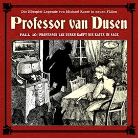 Michael Koser - Professor Van Dusen 8 - Wettbewerb Der Detektive