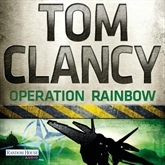 Hörbuch Operation Rainbow  - Autor Tom Clancy   - gelesen von Frank Arnold