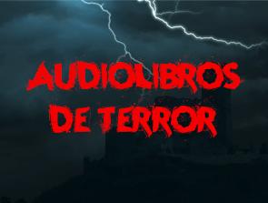 Audiolibros de terror