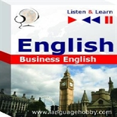 "Audiolibro English in Conversations ""Business English"" - for French, German, Italian, Japanese, Polish, Russian, Spanish speakers  - autor DIM"