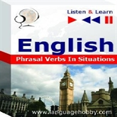 "Audiolibro English Vocabulary ""Phrasal verbs in situations"" - for French, German, Japanese, Polish, Russian, Spanish speakers  - autor DIM"