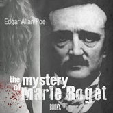 Audiolibro THE MYSTERY OF MARIE ROGET  - autor Edgar Allan Poe   - Lee Alex Warner
