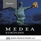 Audiolibro Medea  - autor Eurípides   - Lee RUMI Productions LLC