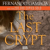 Audiolibro The Last Crypt  - autor Fernando Gamboa   - Lee Joe Lewis
