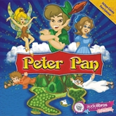 Audiolibro Peter Pan  - autor James Matthew Barrie   - Lee Elenco Audiolibros Colección - acento neutro
