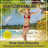 "Audiolibro Guided Meditation ""Dream Island of Relaxation""  - autor Nils Klippstein;Frank Hoese   - Lee Allen Logue"