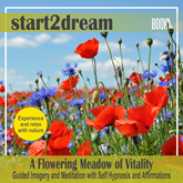 "Audiolibro Guided Meditation ""Flowering Meadow""  - autor Nils Klippstein;Frank Hoese   - Lee Allen Logue"