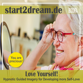 "Audiolibro Guided Meditation ""Love Yourself""  - autor Nils Klippstein;Frank Hoese   - Lee Allen Logue"
