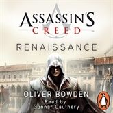 Audiolibro Assassin's Creed  - autor Oliver Bowden   - Lee Anton Gill
