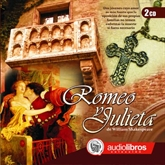 Audiolibro Romeo y Julieta  - autor Shakespeare William   - Lee Elenco Audiolibros Colección - acento neutro