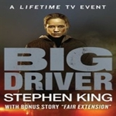 Audiolibro Big Driver  - autor Stephen King   - Lee Jessica Hecht