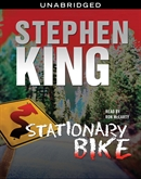 Audiolibro Stationary Bike  - autor Stephen King   - Lee Ron McLarty