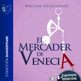 Audiolibro El mercader de Venecia  - autor William Shakespeare   - Lee Jose Díaz Meco