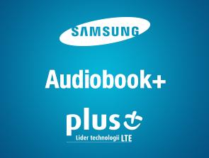 Kolekcja Audiobook + w prezencie od Samsung