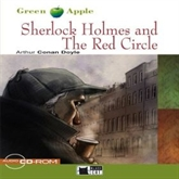 Audiobook Sherlock Holmes and The Red Circle  - autor CIDEB EDITRICE