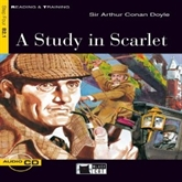 Audiobook Study in Scarlet  - autor CIDEB EDITRICE