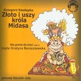 Złoto i uszy króla Midasa (mity greckie dla dzieci część 2)
