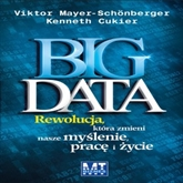 Audiobook Big Data  - autor Victor Mayer-Schonberger;Kenneth Cukier   - czyta Janusz German