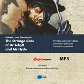 Audiokniha The Strange case of Dr Jekyll and Mr Hyde  - autor Robert Louis Stevenson   - interpret Ben Epperson