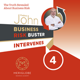 Audiokniha Business Risk Buster Intervenes 4  - autor Vladimír John   - interpret skupina hercov