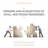 Audiokniha Mergers and acquisitions of small and medium businesses  - autor Vladimír John   - interpret skupina hercov