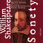 Audiokniha Sonety  - autor William Shakespeare   - interpret skupina hercov