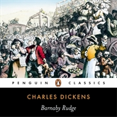 Audiobook Barnaby Rudge  - author Charles Dickens   - read by Richard Pasco