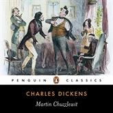 Audiobook Martin Chuzzlewit  - author Charles Dickens   - read by Patricia Ingham