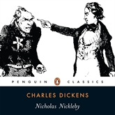 Audiobook Nicholas Nickleby  - author Charles Dickens   - read by Hablot K. Browne