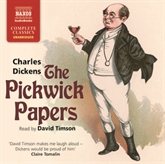 Audiobook The Pickwick Papers  - author Charles Dickens   - read by David Timson