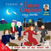 Audiobook Classic Famouse composer  - author Darren Henley   - read by Aled Jones