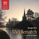 Audiobook Middlemarch  - author George Eliot   - read by Juliet Stevenson
