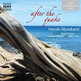 Audiobook After the quake  - author Haruki Murakami   - read by A group of actors