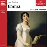 Audiobook Emma  - author Jane Austen   - read by Juliet Stevenson