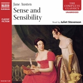 Audiobook Sense and Sensibility  - author Jane Austen   - read by Juliet Stevenson